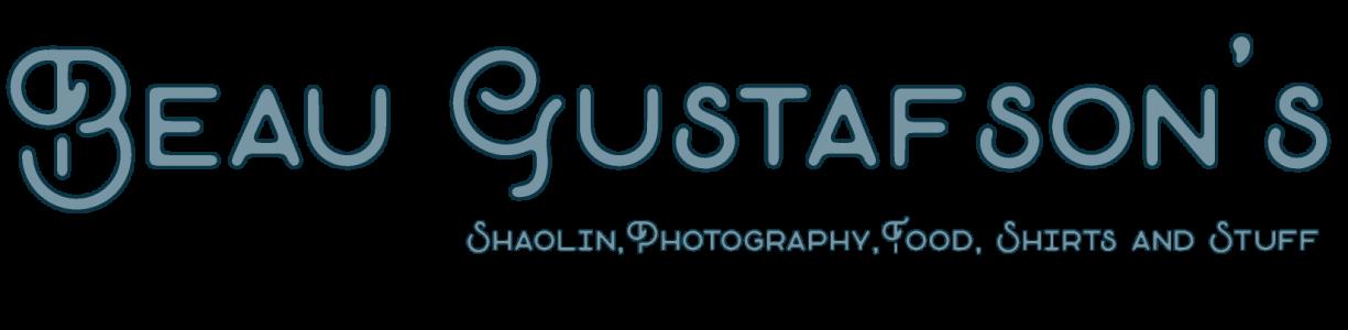 Beau Gustafson's Blog